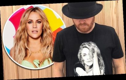 Keith Lemon remembers Caroline Flack and creates t-shirt in her honour