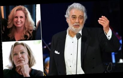 Placido Domingo APOLOGISES to women who accused him of sex harassment