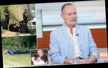 Paul Gascoigne breaks silence on his 'mad' plan to befriend Raoul Moat