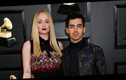 Joe Jonas shares first look at wife Sophie Turner since pregnancy bombshell