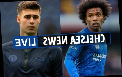 4pm Chelsea news LIVE: Pulisic injury LATEST, Willian target for Atletico, Kepa eyes Blues exit, Conte wants Alonso – The Sun
