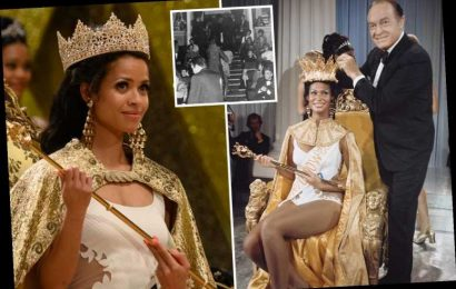 The true story of Misbehaviour that saw bomb go off at Miss World beauty pageant – and rotten veg hurled at stage – The Sun