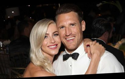 How Julianne Hough and Brooks Laich Celebrated V-Day Amid Marital Issues