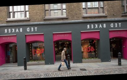 Ted Baker to cut 160 jobs as the high street continues to struggle – The Sun