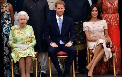 Queen calls Meghan Markle and Prince Harry back from glamorous life in Canada for Commonwealth Service – The Sun