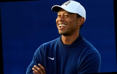 Tiger Woods 'a different man and in best place he's ever been in' after years of hell with sex scandals and arrests – The Sun