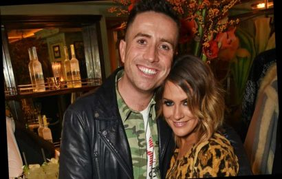 Nick Grimshaw dedicates Pina Colada Song to 'favourite' pal Caroline Flack in Radio 1 tribute – The Sun