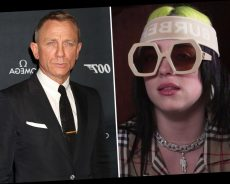Billie Eilish reveals Daniel Craig 'had to approve' her Bond song as she prepares to sing it at the Brits tonight – The Sun