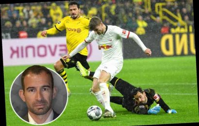 Timo 'Turbo' Werner is Leipzig's lethal goal machine who is set to mow down Spurs – The Sun