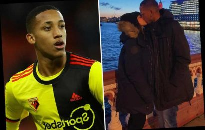 Watford ace Joao Pedro 'dating 15-year-old Mel Maia'.. but soap opera actress won't head to England until she is 16 – The Sun