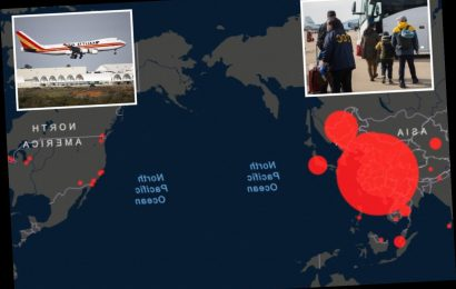 Coronavirus – Passenger on evacuation flight from Wuhan to San Diego is 13th confirmed US case as death toll hits 1,000 – The Sun