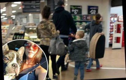 Teen Mom Jenelle Evans and on-again husband David buy DOG BED just months after he killed the family pup – The Sun