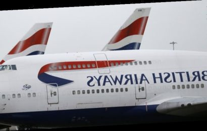 Fierce winds push British Airways to new transatlantic flight record