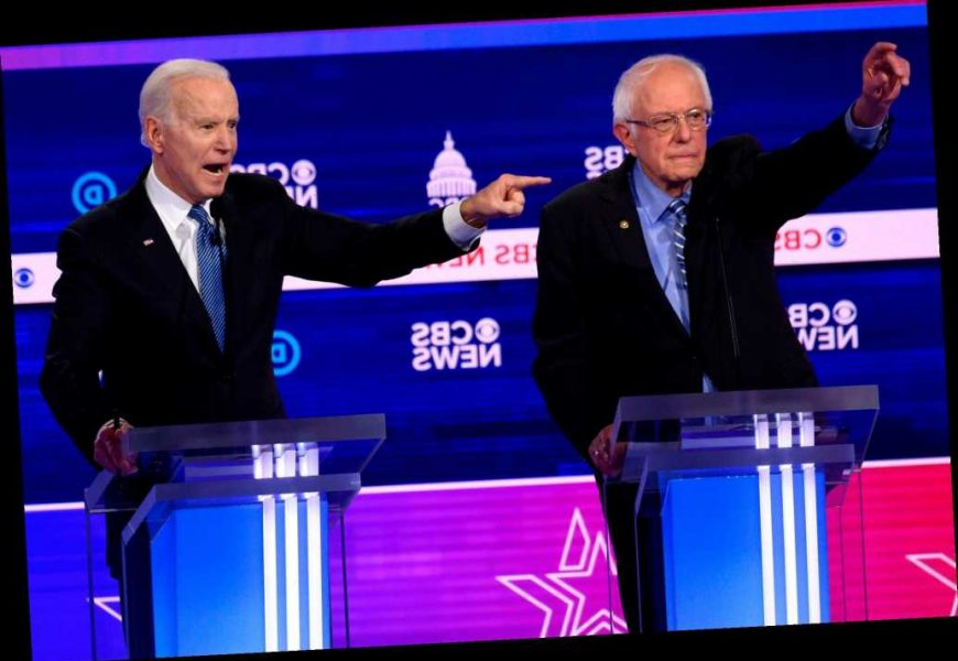 Democratic debate: Chaos reigns as shouting match breaks out in South Carolina