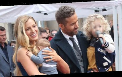 Blake Lively Hilariously Reveals She Uses Her Daughters As Weights When Working Out