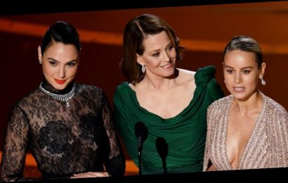 Brie Larson & Gal Gadot Honor Sigourney Weaver at Oscars 2020 for Paving the Way for Female Superheroes