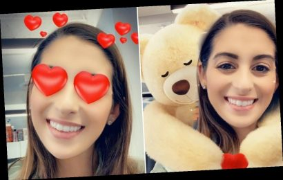 Snapchat's Valentine's Day Lenses Will Have You Feeling Rose-Colored All Day Long