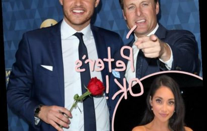 Chris Harrison Opens Up About 'Bachelor' Star Peter Weber's 'Volatile' Relations