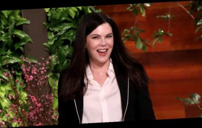 Lauren Graham Mistook This Actor for Brad Pitt – Watch!