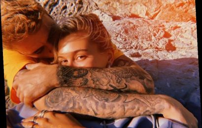 Justin & Hailey Bieber Reflect On Their 'Meant To Be' Wedding Day & Show Video Clips In