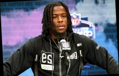 Jerry Jeudy's odd reason for wearing Star of David at NFL Combine