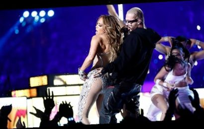 Bad Bunny & J Balvin Join J.Lo &  Shakira On Stage During Epic Super Bowl Halftime Show