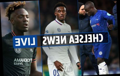 6pm Chelsea news LIVE: Kante, Hudson-Odoi, Abraham, Pulisic and Christensen could all miss Spurs – The Sun
