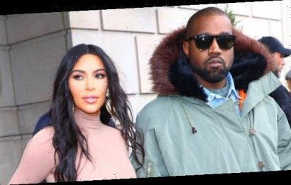 Kim Kardashian & Kanye West Share Steamy Elevator Kiss In Paris & Fans Are Swooning: 'This Is Everything'