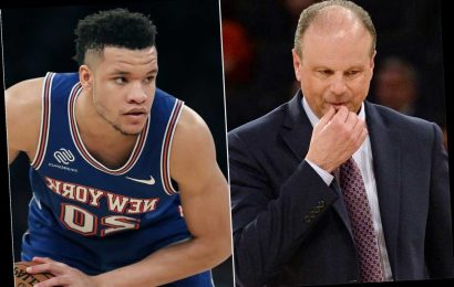 More minutes not in Knicks' plan to develop struggling youngsters
