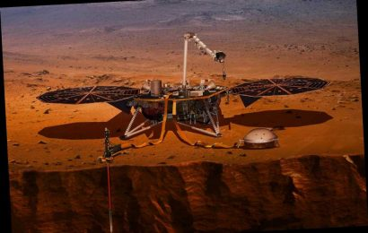 NASA thinks alien life might be hiding in ancient caves on Mars