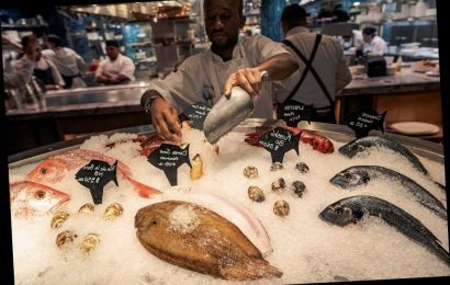 Fancy seafood brasseries are having a moment in NYC