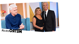 Phillip Schofield's wife Stephanie Lowe 'shattered' after star comes out as gay