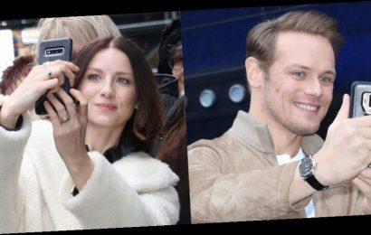 Outlander's Sam Heughan & Caitriona Balfe Reveal Their Pet Peeves About Each Other!