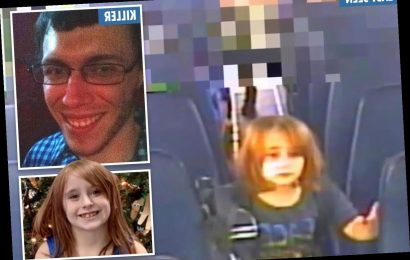 Faye Swetlik – Chilling clues including polka dot boot and filthy ladle that led cops to six-year-old's killer neighbor – The Sun