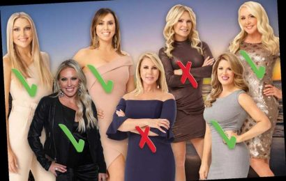 RHOC stars Kelly, Shannon, Gina, Emily and Braunwyn returning to show after Tamra and Vicki axed – The Sun