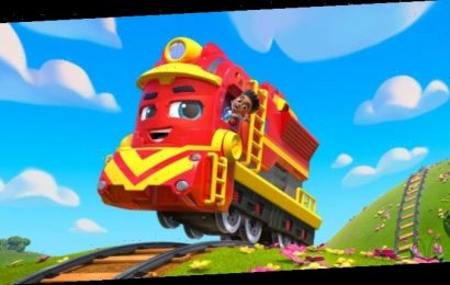 'PAW Patrol' Team Sets Animated Series 'Mighty Express' at Netflix