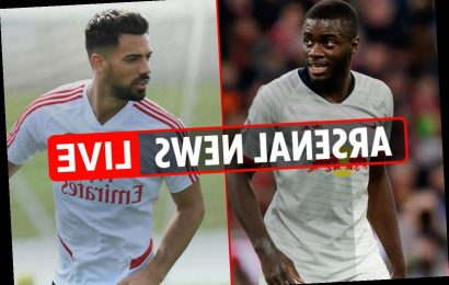 1pm Arsenal news LIVE: Upamecano transfer hint, Pablo Mari could face Newcastle, Ramsey could leave Juventus – The Sun