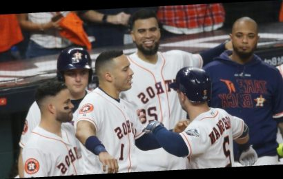 Astros' sign-stealing, juiced baseballs the biggest unknowns for 2020 MLB season