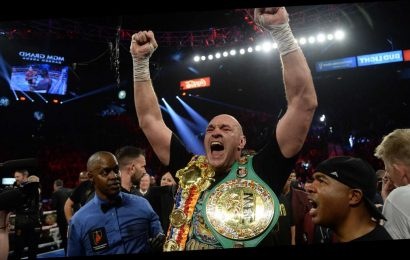 Opinion: Tyson Fury the latest Brit to make a mockery of American boxing after TKO of Deontay Wilder