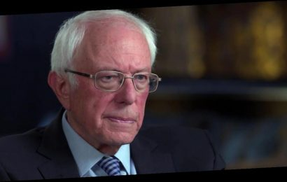 """Bernie Sanders on Bloomberg debate performance: """"I think it's quite likely that Trump will chew him up and spit him out."""""""