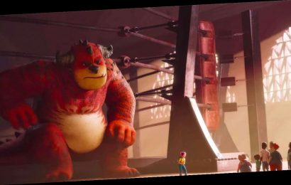 WWE Animated Movie Rumble's Trailer Features Wrestling Monsters And Dirty Dancing