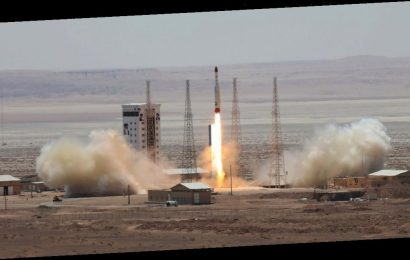 Iran tried and failed for the fourth time in a row to put a satellite into orbit