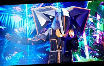 'The Masked Singer': The Elephant Gets Trampled in Week 4