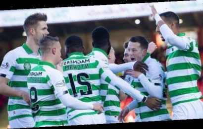 Aberdeen 1-2 Celtic: Ajer goal settles scrappy Pittodrie game