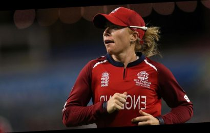 England ready for 'much-improved' Pakistan, says Lauren Winfield
