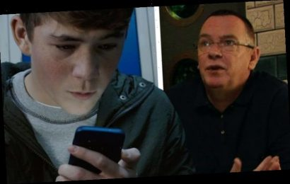 EastEnders spoilers: Denny Mitchell's dying voicemail to vanish as Ian takes action