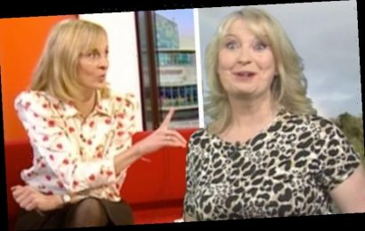 Carol Kirkwood hits out at Louise after BBC Breakfast shake-up announced 'You're late'