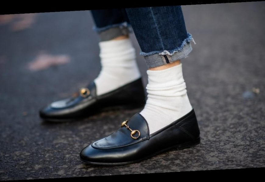 5 Totally Different Ways to Style Gucci's Classic Loafers