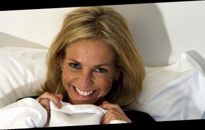 Ulrika Jonsson describes 'fantastic' first sex after five years of celibacy