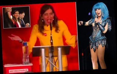 Rosena Allin-Khan stuns Labour hustings by belting out CHER hit